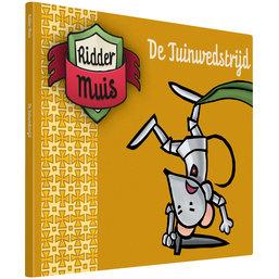 Boek Ridder Muis: De Tuinwedstrijd