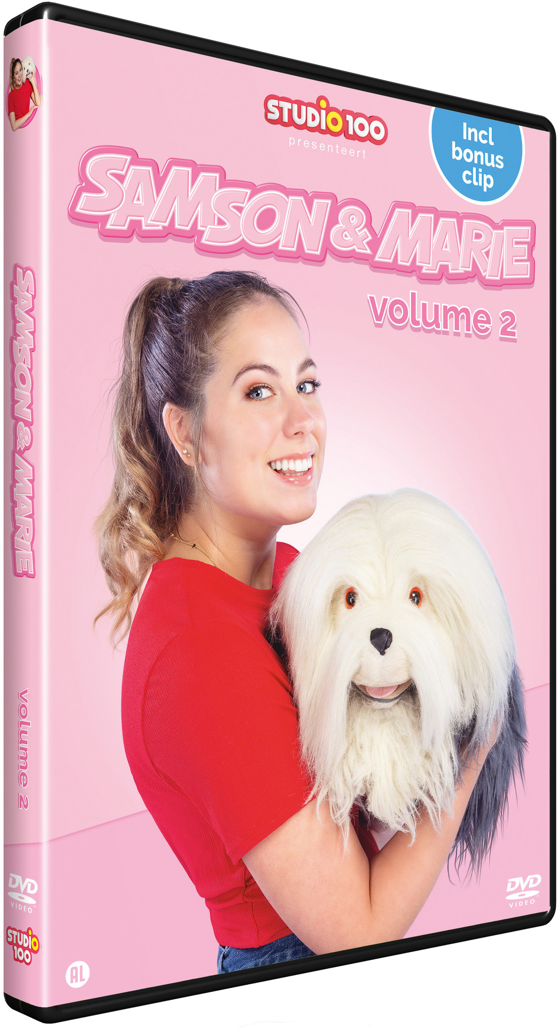 Dvd Samson en Marie: vol. 2