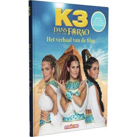 Boek K3: Dans van de Farao