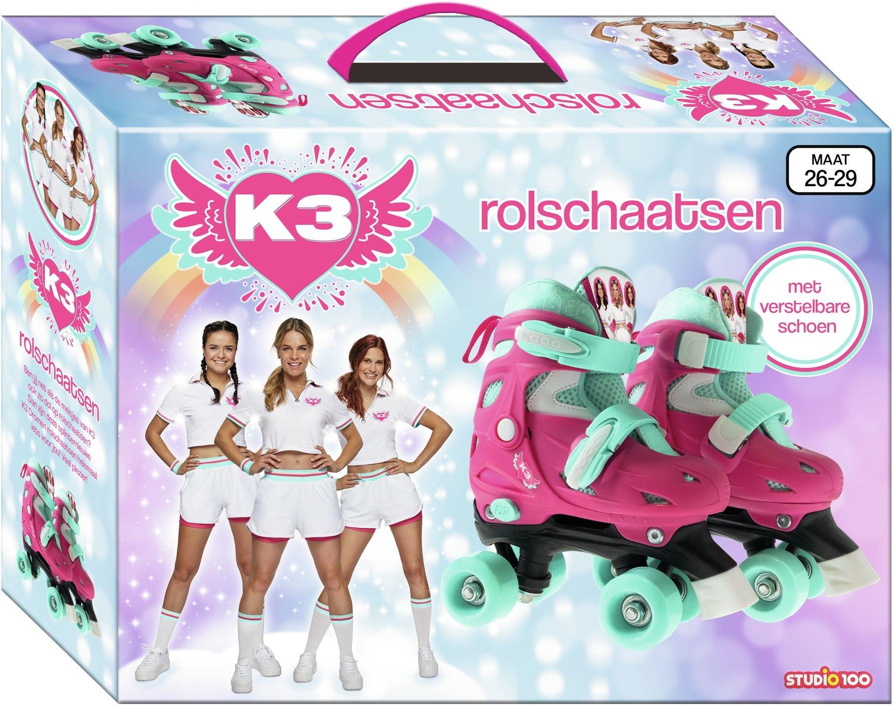 K3 patins à roulettes - rêves