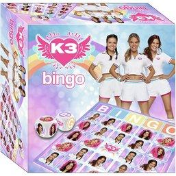 K3 jeu - bingo