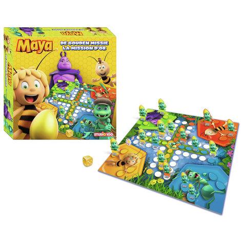 De gouden missie Maya de Bij