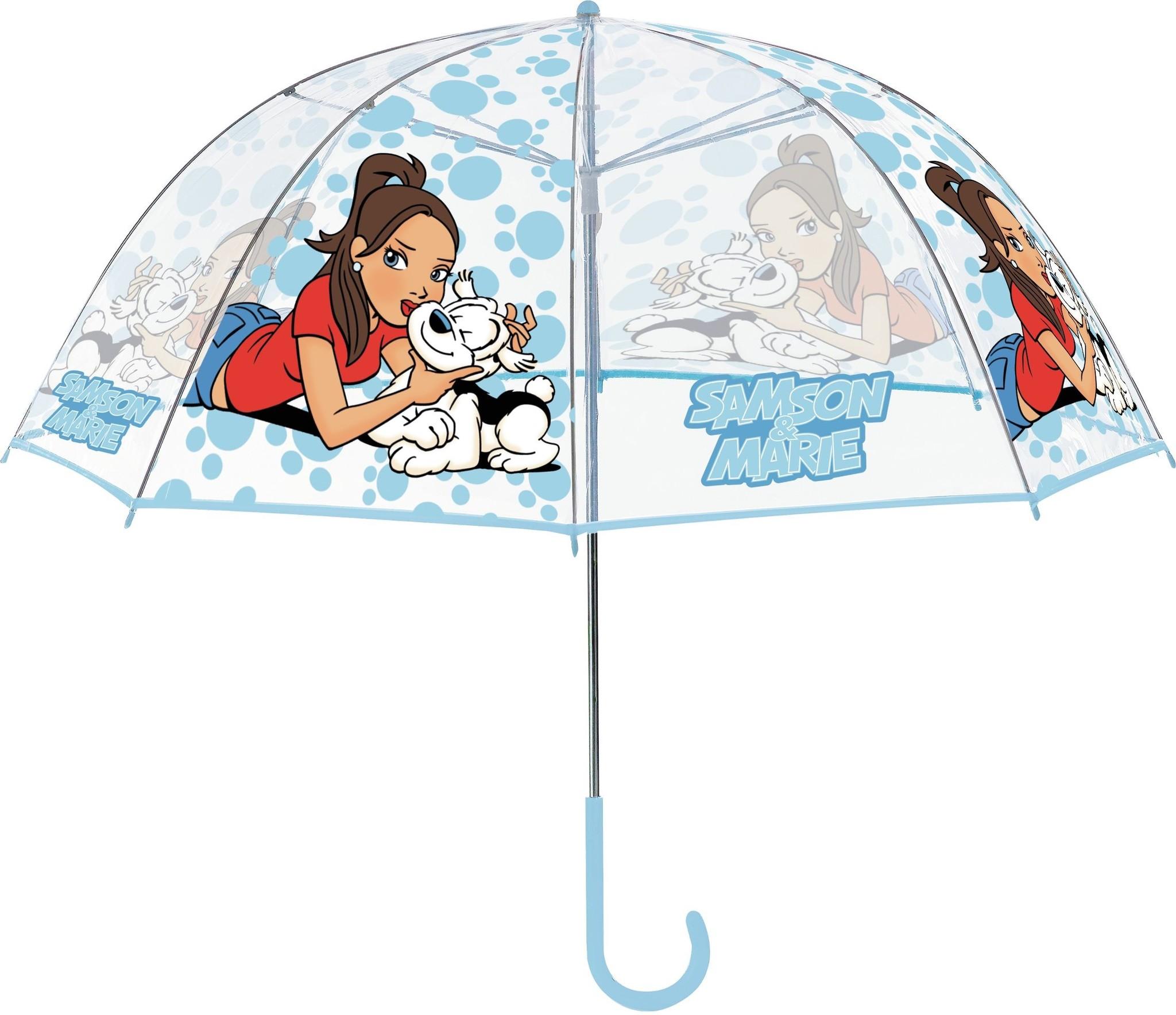 Samson & Marie parapluie