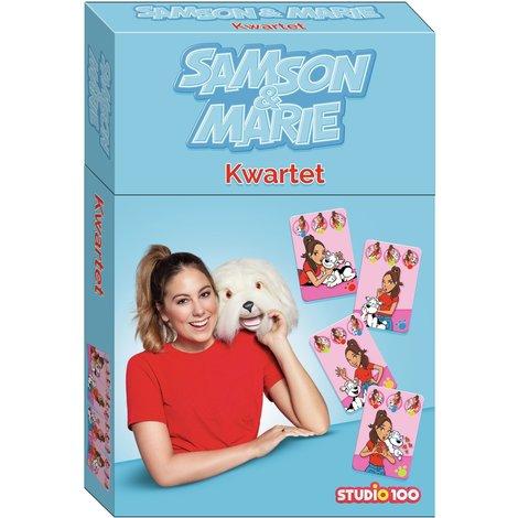 Samson & Marie jeu - jeu de familles