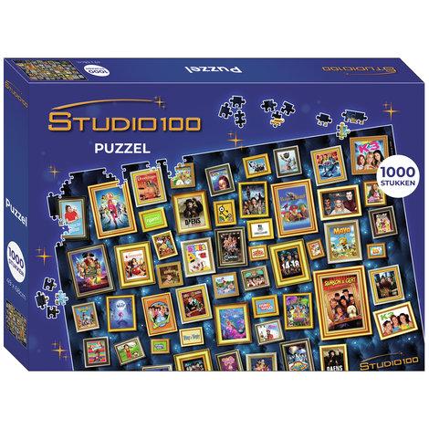 Puzzel Studio 100 25 jaar: 1000 stukjes