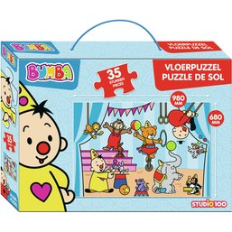 Bumba puzzle de sol