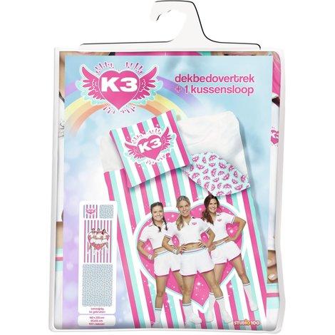 K3 housse de couette (140x200 cm) - rêves