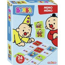 Reisspel Bumba: memory
