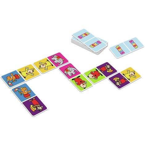 Bumba jeu de voyage- domino