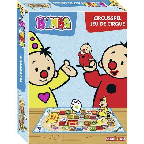 Reisspel Bumba: circus