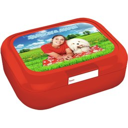 Samson & Marie  boîte à casse-croûte