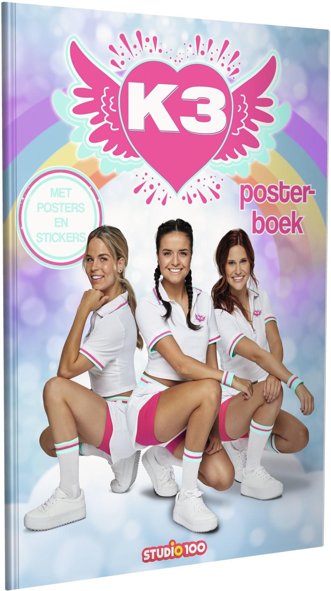 Posterboek K3: dromen