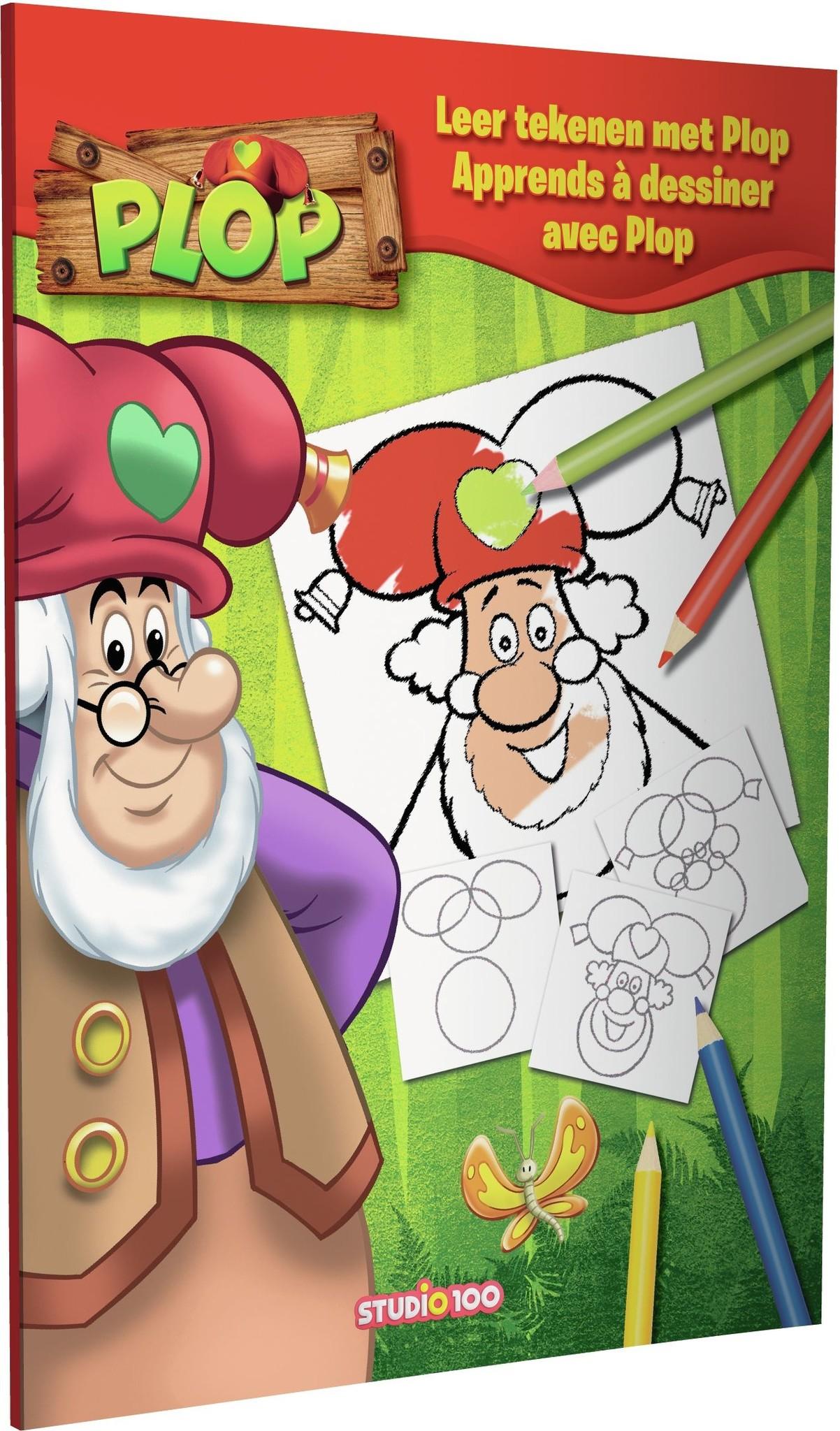 Boek Plop: leer tekenen