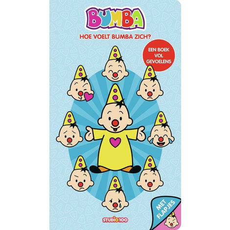 Boek Bumba: hoe voelt Bumba zich