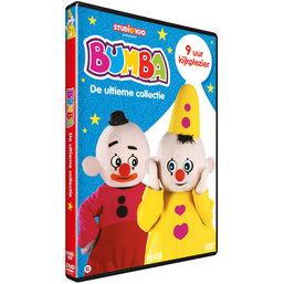 Dvd box Bumba: de ultieme collectie
