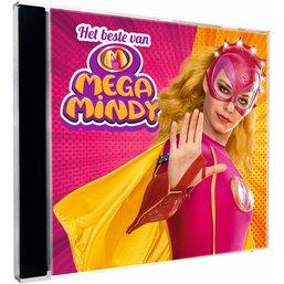 Cd Mega Mindy: het beste van Mega Mindy