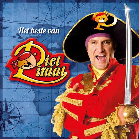 Cd Piet Piraat: het beste van Piet Piraat
