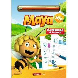 Boek Maya: J Apprends a Ecrire