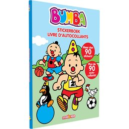 Stickerboek Bumba: sport