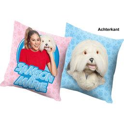 Pillow Samson en Marie: 40x40 cm