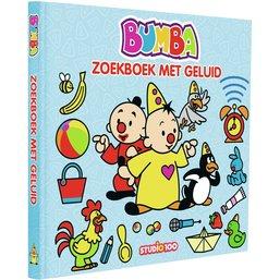 Boek Bumba: Zoekboek met geluid