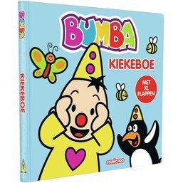 Boek Bumba: Kiekeboe