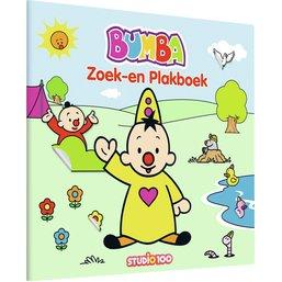 Boek Bumba: Zoek- en plakboek Bumba