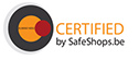 Certified SafeShops.be