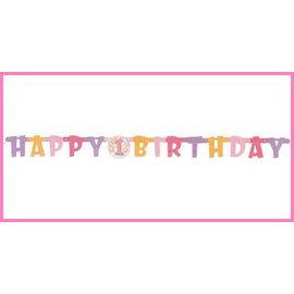 wenslijn Pink Balloons