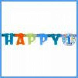 Wenslijn Blue Balloons
