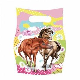 Feestzakjes Paarden (6st)