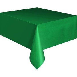 Tafelkleed groen