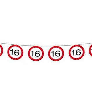 vlaggenlijn 16 jaar (12mtr)
