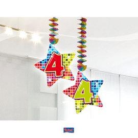 hangdecoratie 4 jaar