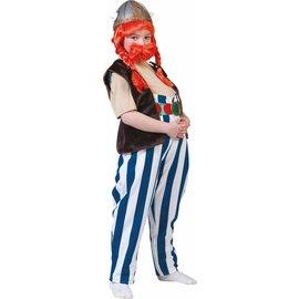 Obelix kostuum mt 128