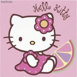 Servetten Hello Kitty (20st) OP=OP