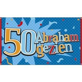 Gevelvlag Abraham gezien