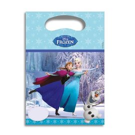 Feestzakjes Frozen 6st