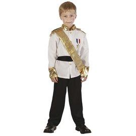 Kinderkostuum leger officier (7-9 jaar)