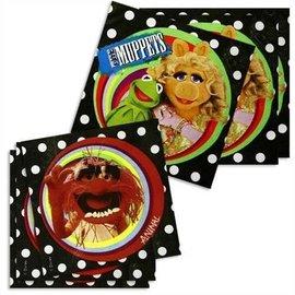 Servetten Muppets (20st)