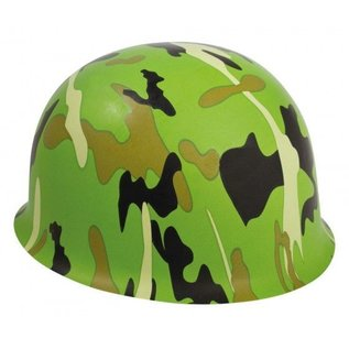 Camouflage helm (st)