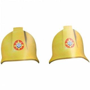 Feesthoedjes Brandweerman Sam (8st)
