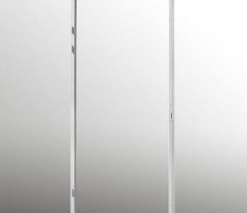 Berkvens® Berdo stalen deurkozijn 100 mm opdek - 2315 mm reinwit (incl. dorpel)