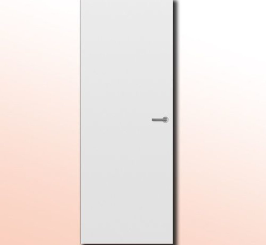 Svedex® Superlak® opdekdeur 2115 mm alpine wit linksdraaiend