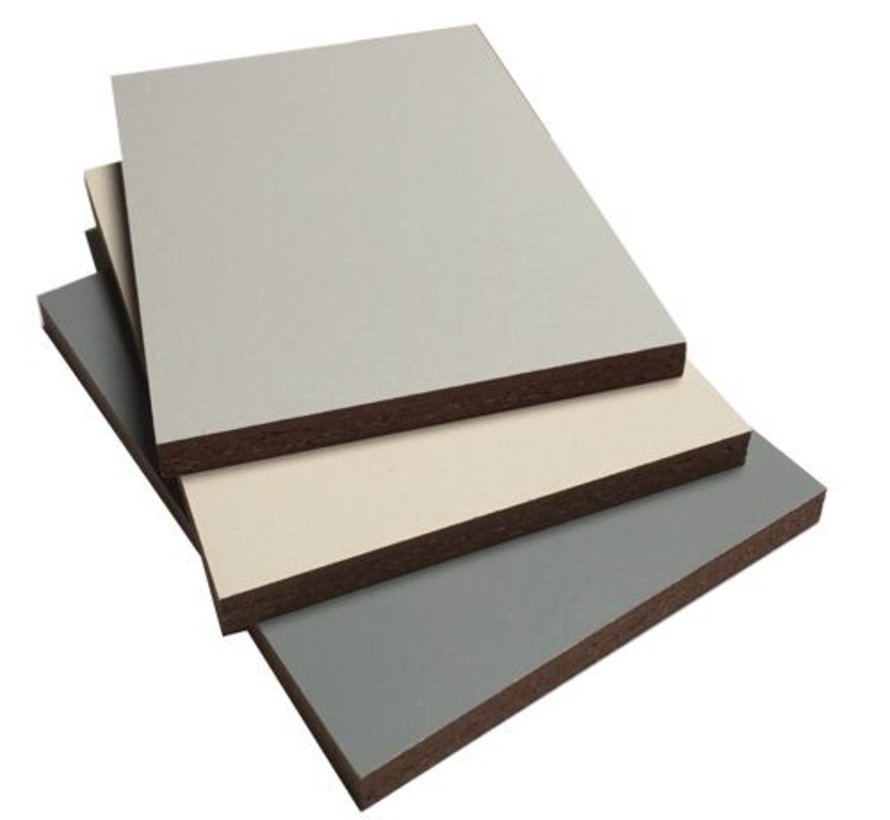 Rockpanel® Uni RAL 7021 - 6 t/m 8 mm