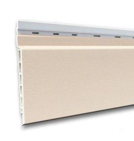Fortalit Fortalit kunststof rabat Creme RAL 9001 17 mm 600 x 15cm