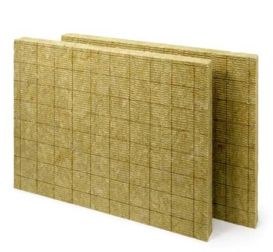 Rockwool® spouwplaat 433 DUO 100 mm