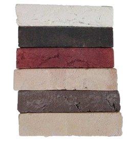 Kloosterwaard Gevelstenen vuilwerk gemixte sortering (840 stuks)