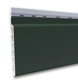 Fortalit Fortalit kunststof rabat Groen RAL 6009 17 mm 600 x 15cm