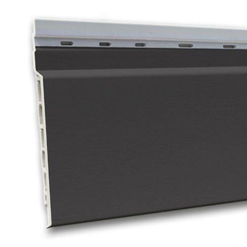 Fortalit Fortalit kunststof rabat Antraciet RAL 7016 17 mm 600 x 15cm